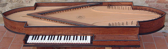 Oval Spinet By Chinnery And Schwartz