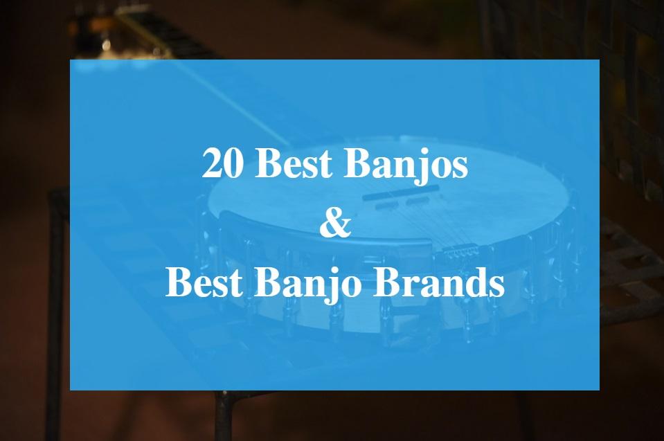 20 Best Banjo Reviews 2019 – Best Banjo Brands - CMUSE