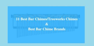 Best Bar Chimes/Treeworks Chimes & Best Bar Chime Brands
