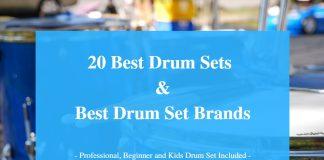 Best Drum Set, Best Kids and Beginner Drum Set & Best Drum Set Brands