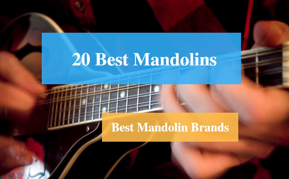 Best Mandolin & Best Mandolin Brands