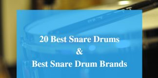 Best Snare Drum & Best Snare Drum Brands