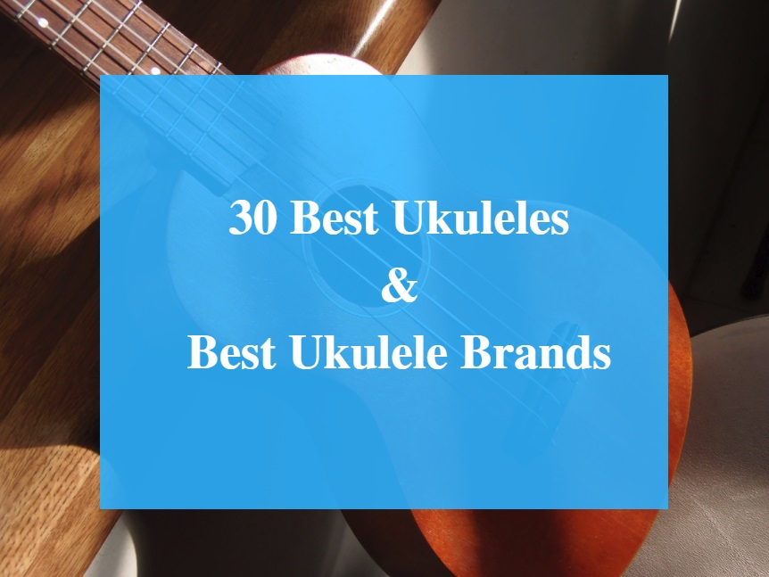 30 Best Ukulele Reviews 2018 Best Ukulele Brands Best Ukeleles