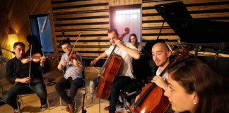 Bohemian Rhapsody for Piano, String Quartet and Cello