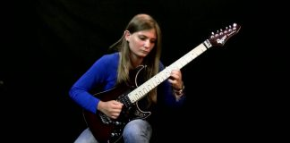 Experience Beethoven's Moonlight Sonata performed using an Electric Guitar