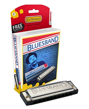 Hohner 1501BX Blues Band, Harmonica