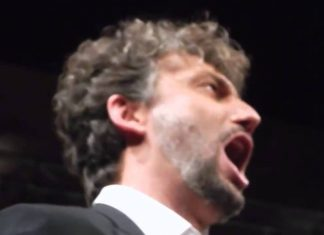 Jonas Kaufmann Forgets Lyrics But With Superb Recovers