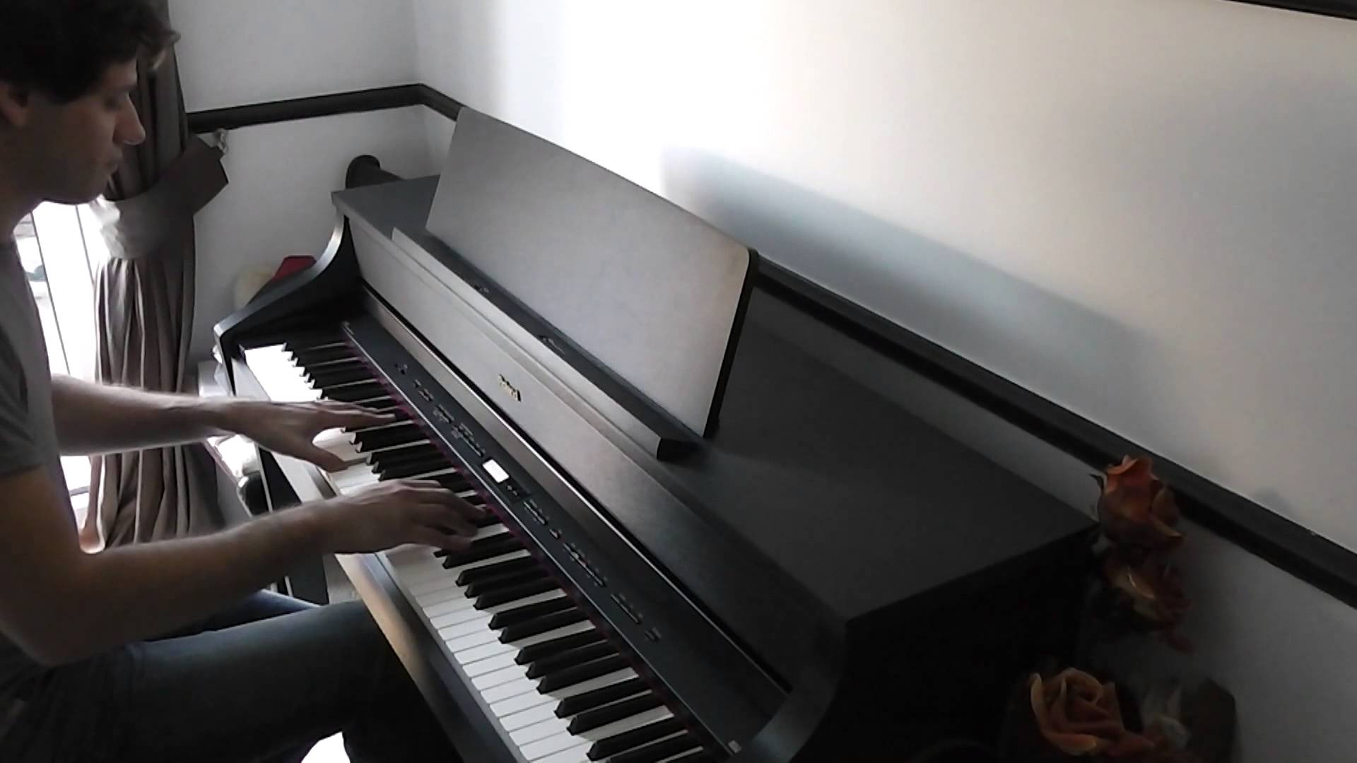 Mark Fowler Performs Wonderful Piano Cover of Linkin Park's