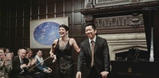Tzigane by Maurice Ravel – Anne Akiko Meyers & Akira Eguchi