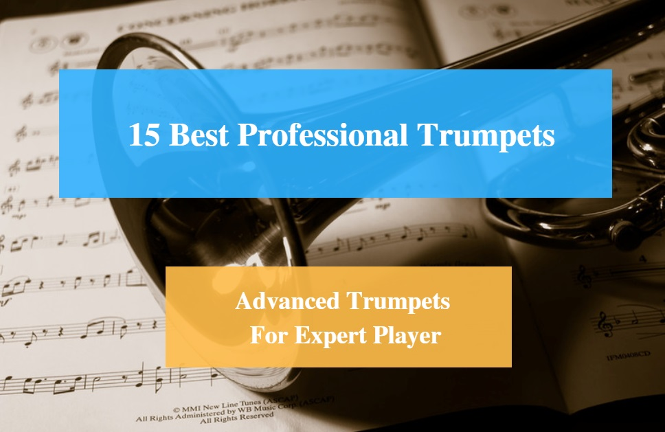 Best Professional Trumpet, Advanced Trumpets for Expert Player