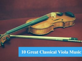 Classical Viola Music & Music For Viola