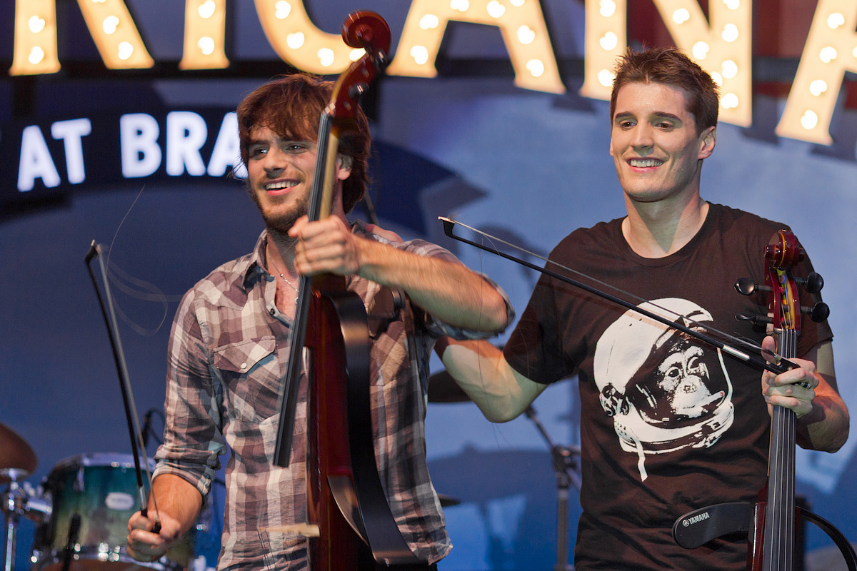 2Cellos Biography