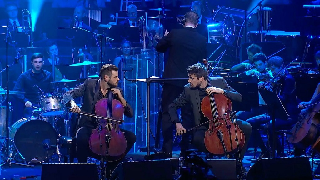 2Cellos Concert Reviews, 2Cellos Tour, 2Cellos Event & 2Cellos Ticket
