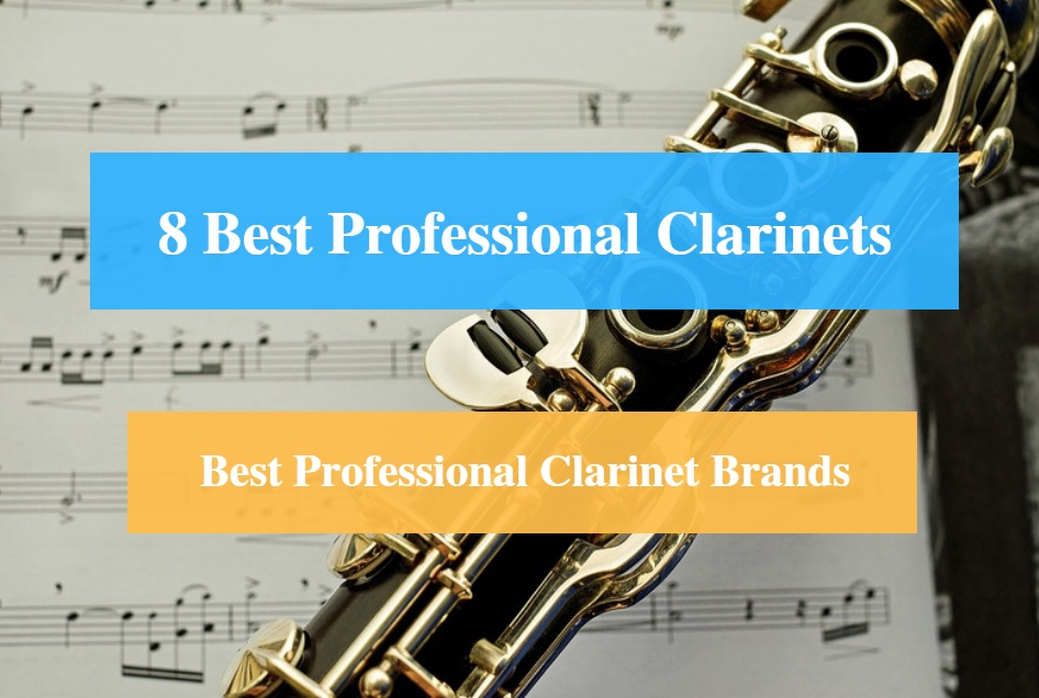 Best Professional Clarinet & Best Professional Clarinet Brands