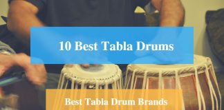 Best Tabla Drum & Best Tabla Drum Brands