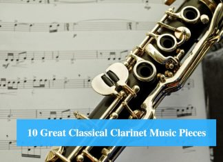 Classical Clarinet Music & Clarinet Solo Pieces
