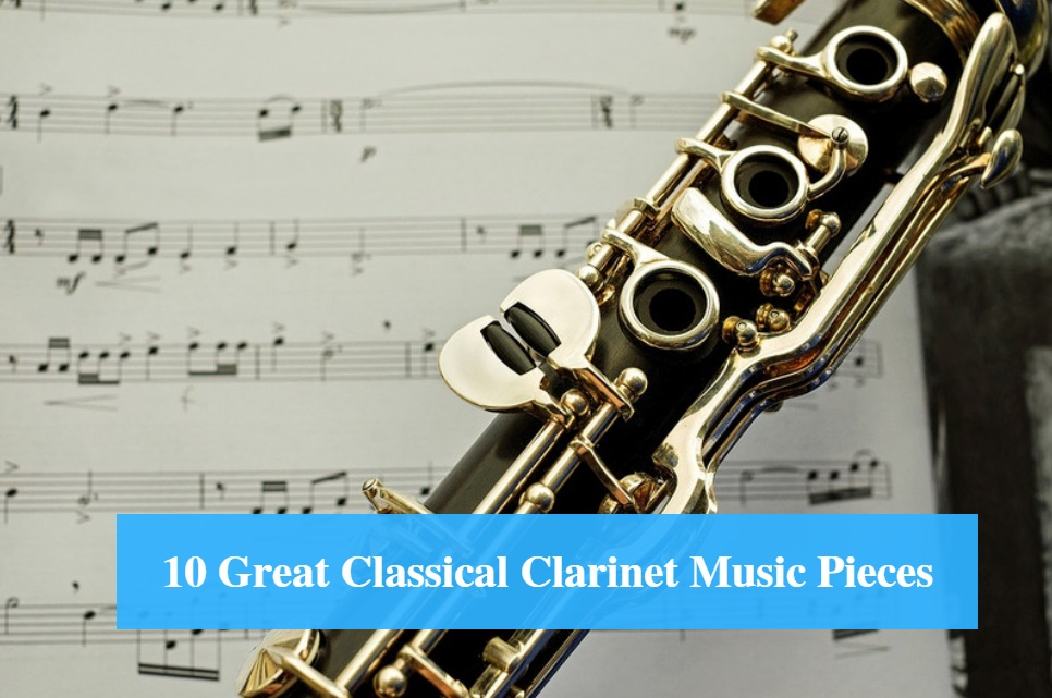 Classical Clarinet Music & Clarinet Solo Pieces