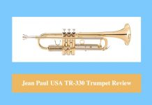 Jean Paul USA TR-330 Trumpet Reviews
