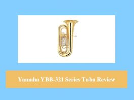 Yamaha YBB-321 Series Tuba Review