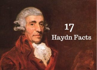 Franz Joseph Haydn Facts