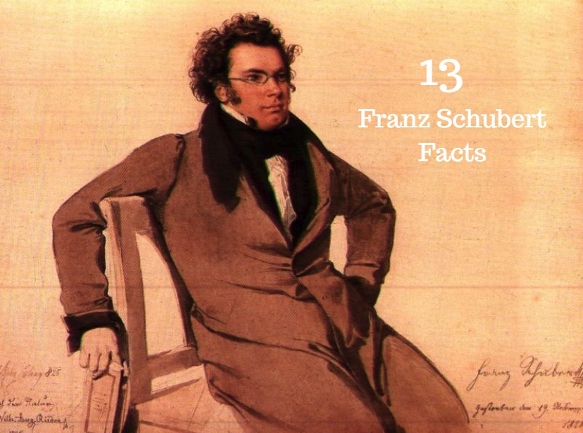 Franz Schubert Facts