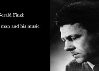 Gerald Finzi music