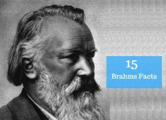 Johannes Brahms Facts