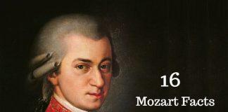 Wolfgang Amadeus Mozart Facts