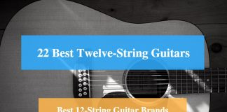 Best 12-String Guitar & Best 12-String Guitar Brands