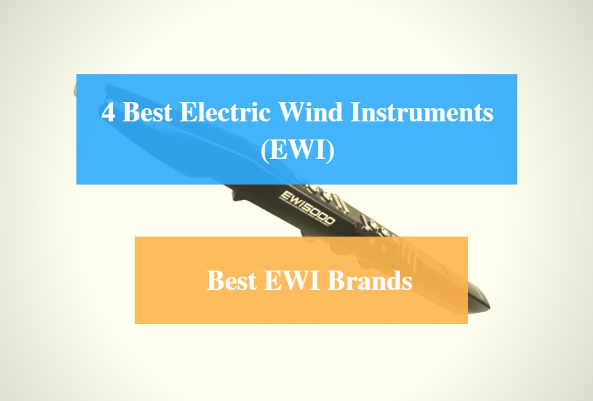 Best Electric Wind Instrument & Best EWI Brands