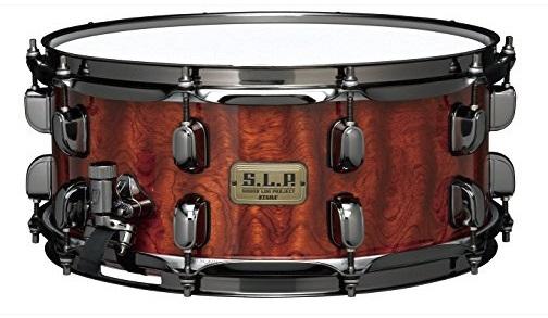 Tama SLP G Bubinga Snare Drum