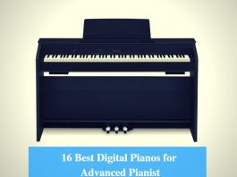 Best Digital Piano for Advanced Pianist & Best Professional Digital Piano