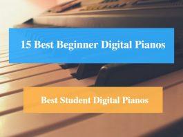 Best Digital Piano for Beginner & Best Student Digital Piano