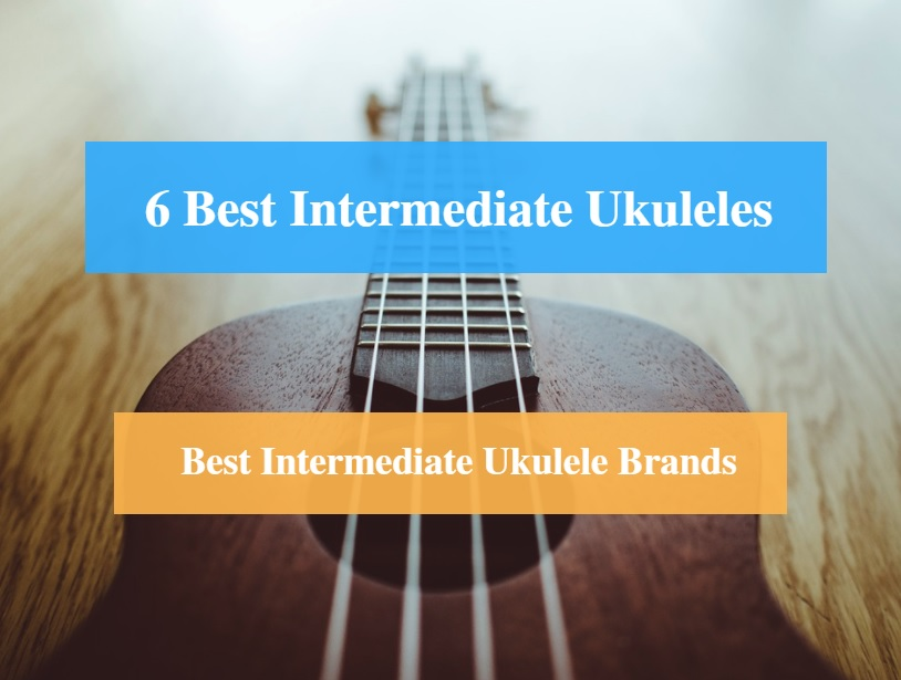 Best Intermediate Ukulele & Best Ukulele Brands for Intermediate