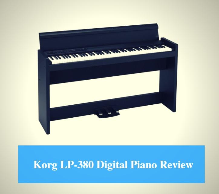 korg lp 380 digital piano review 2019 cmuse. Black Bedroom Furniture Sets. Home Design Ideas