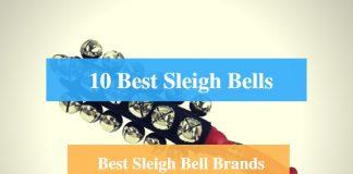 Best Sleigh Bells & Best Sleigh Bell Brands