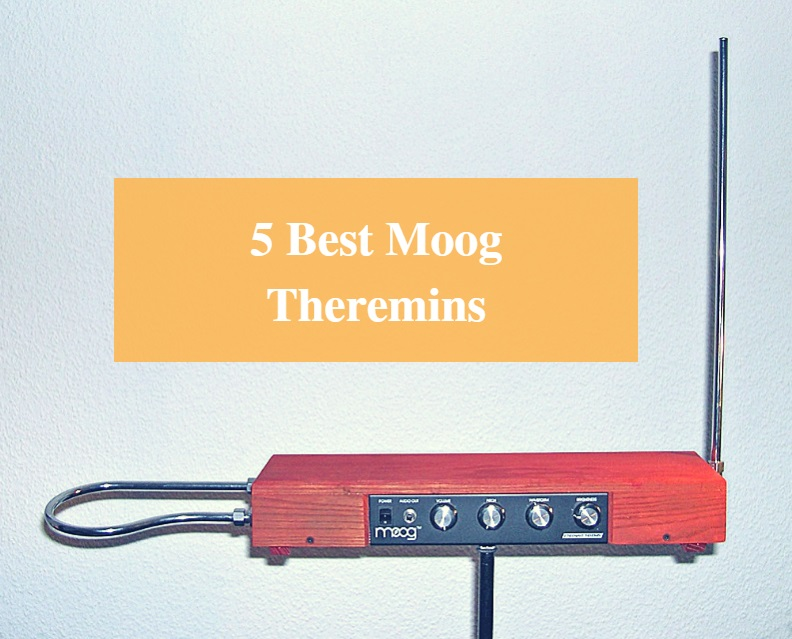 Best Theremin, Best Moog Theremins, Best Theremin Brands