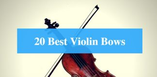 Best Violin Bow & Best Violin Bow Brands