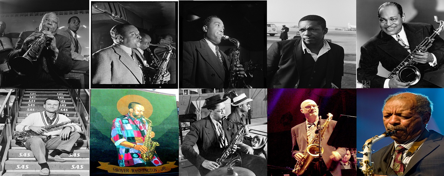 Famous Saxophone Players