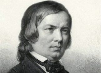 Robert Schumann Facts