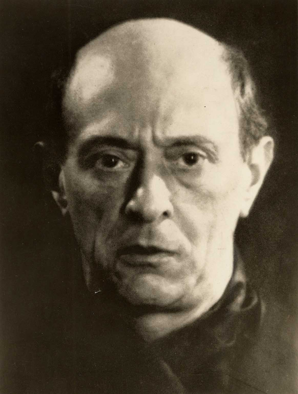 Arnold Schoenberg Facts