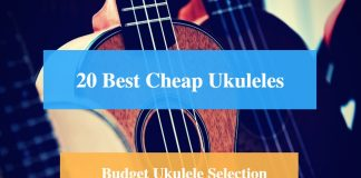 Best Cheap Ukulele & Best Budget Ukulele