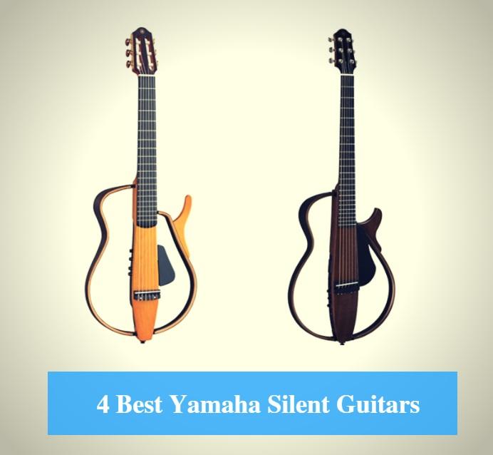 4 best yamaha silent guitar reviews 2018 cmuse. Black Bedroom Furniture Sets. Home Design Ideas