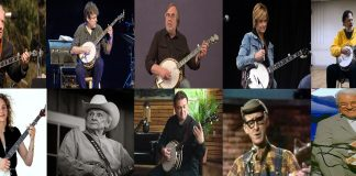 Famous Banjo Players