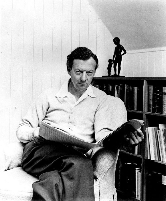 Benjamin Britten Facts