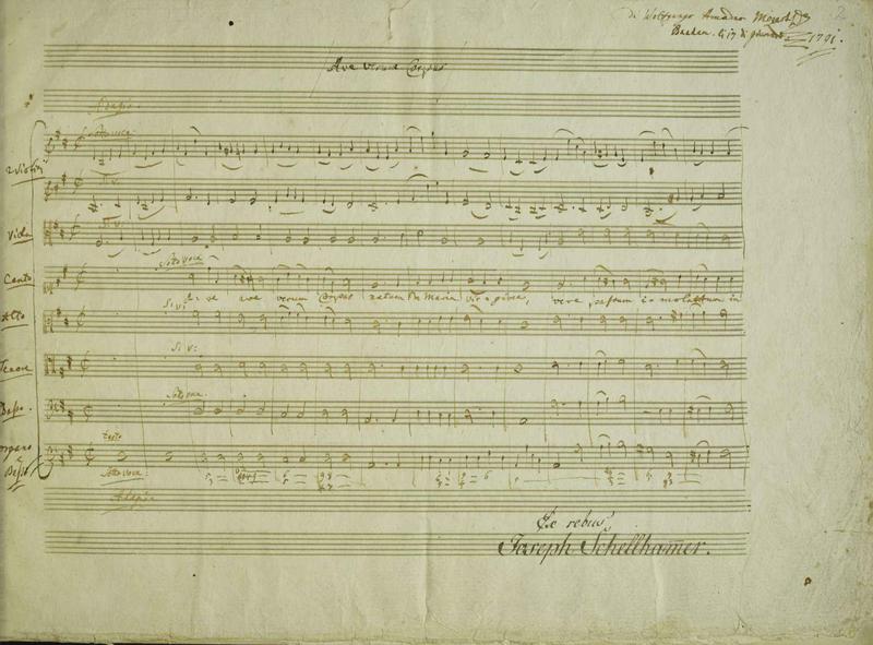 Mozart Ave Verum Corpus