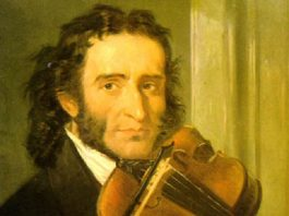 Niccolò Paganini Facts