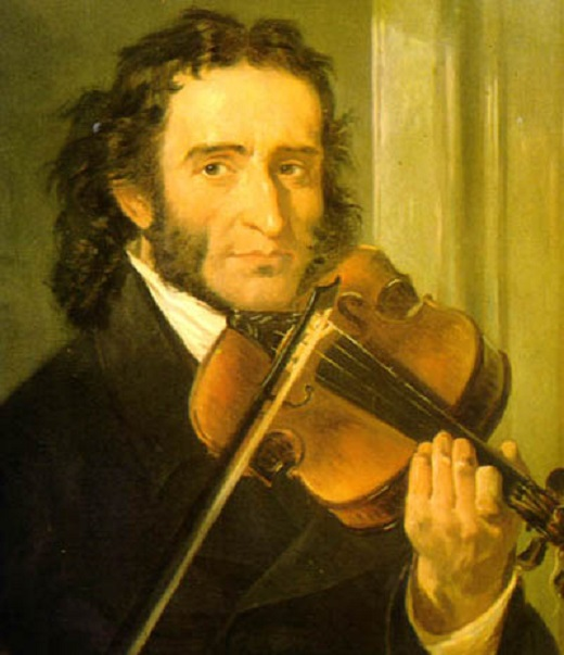 Niccolò Paganini Facts