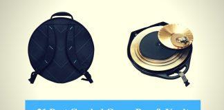 Best Cymbal Bag, Best Cymbal Case & Best Cymbal Vault