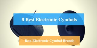 Best Electronic Cymbal & Best Electronic Cymbal Pads Brands